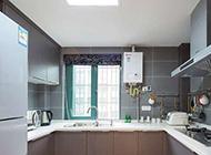 八款小厨房装修设计图