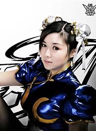 拳皇春丽cosplay图片集