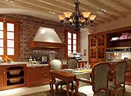 大户型欧式厨房装修效果图赏析