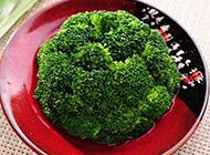 有机蔬菜绿菜花图片