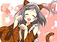 日本动漫变态王子与不笑猫壁纸