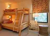 小户型儿童卧室现代简约装修图