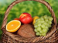 一篮子水果超清晰图片