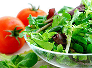 超清唯美的蔬菜沙拉图片