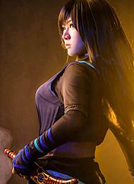 高端玩家石兰cosplay图