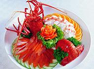 营养丰富的澳州龙虾图片