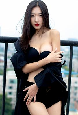秀人网模特周琰琳LIN性感写真照片