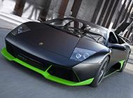 超酷霸气的兰博基尼跑车图片