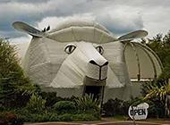 一组创意搞怪建筑图片