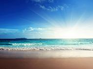 迷人的大自然山川大海风景图片