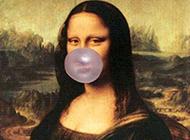 最新蒙娜丽莎恶搞PS图片