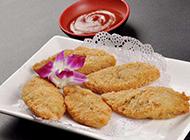 美味的深海鳕鱼排图片