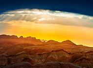 唯美震撼的张掖丹霞风景图片