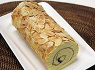 超好吃的豆沙面包卷图片