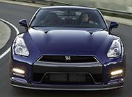 新款日产GT-R跑车摄影图