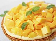 泰式糕点芒果饼超清图片