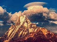 风光梦幻迷人的喜马拉雅山脉壁纸