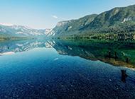 唯美壮观的大自然山水风景图片