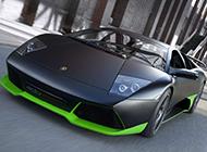 最酷帅的兰博基尼跑车图片