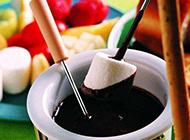 有特色的巧克力火锅图片