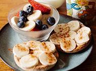 好看又健康的美味营养早餐图片