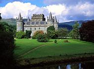 国外城堡风景超清摄影图片