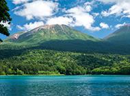 秀美壮丽的大自然绿色风景壁纸图片