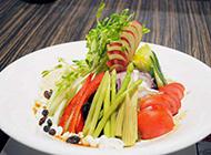 自制减肥蔬果沙拉图片