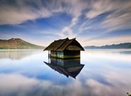 壮观澎湃的巴厘岛大海风景图片