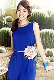 韩国女星陈世妍唯美画报写真