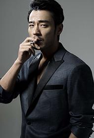 影视演员李光洁最新型男写真