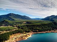 风景如画的大自然山川大海壁纸图片