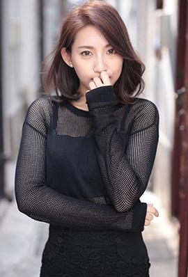 平面模特儿吴雨轩微博写真图片