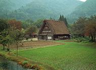 日本田园风光超清桌面壁纸
