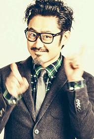 吴秀波最新时尚搞怪写真
