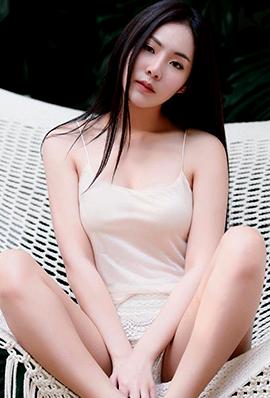 身材爆好的泰国妹子Namwanmuay私房美图