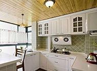 小户型厨房地中好室内设计效果图