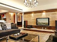 8种不同风格的欧式客厅电视墙造型