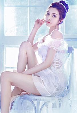 气质模特美女乔小月yep妩媚私房图片