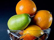 果盘里的水果图片素材