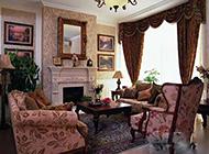 大户型奢华欧式客厅装修效果图