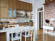 小户型厨房简约装修温馨舒适