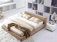 温馨卧室榻榻米床装修图片