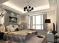 大气欧式卧室装修效果图欣赏