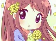 萌萌哒日本卡通少女头像