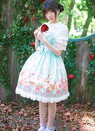 Lolita小萝莉cos写真集