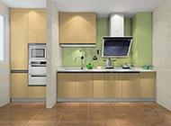 新婚套房小厨房设计高档精美