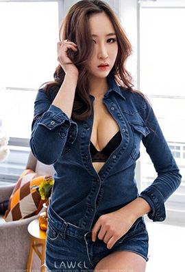 韩国车模吴雅熙性感写真集