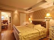 现代简欧卧室装修效果图