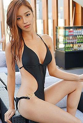 韩国气质美女模特Jess性感生活照